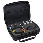 Divot® Bare Fiber Testing Device Deluxe Kit - FC Multimode 50